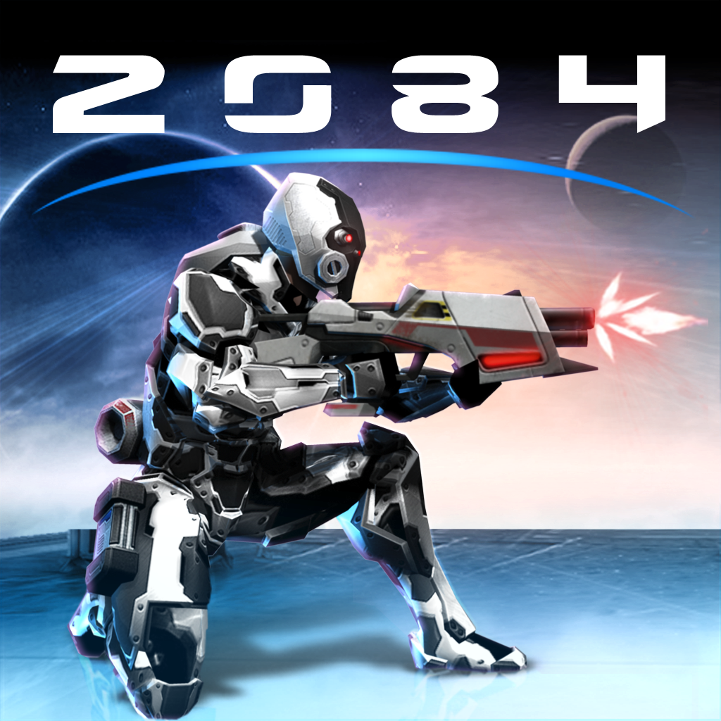 Rivals at War: 2084 by Hothead Games Inc. icon