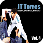 Passing, Back Takes, and Finishes by JT Torres Vol. 4